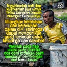 Bimbinglah Kami Doa, Positive Thoughts, Positivity, Think Positive, Positive Affirmations, Optimism