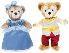 Duffy the Disney Bear's Best Friend ShellieMay Coming to Disney Parks This Fall « Disney Parks Blog