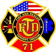 Tangent Rural Fire Protection District