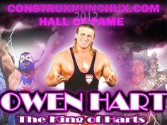 construXnunchuX: Construx Indux 2012: Owen Hart