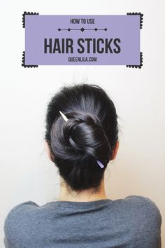 How to use hair stic