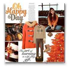 """Oh happy day"" by cybelfee ❤ liked on Polyvore featuring Guild Prime, STOULS, UGG Australia, Michael Kors, Burberry and Louis Vuitton"