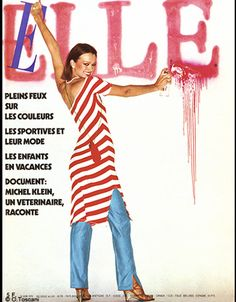 couverture elle magazine 1976