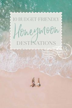 Even after a big wedding, there's no need to skimp on a honeymoon. Here are some budget-friendly honeymoon destinations around the world.Even afte… – Honeymoon Honeymoon On A Budget, Affordable Honeymoon, Honeymoon Night, Best Honeymoon Destinations, Hawaii Honeymoon, Honeymoon Planning, Honeymoon Places, Romantic Destinations, Romantic Vacations