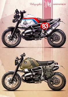 Retro Motorcycle, Cafe Racer Motorcycle, Motorcycle Design, Bike Design, Bike Bmw, Moto Bike, Cool Motorcycles, Motos Bmw, Bmw Scrambler