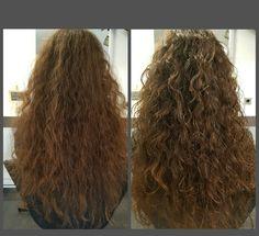 Curlsys voor en na