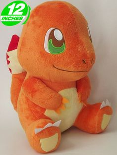 Pokemon Charmander Plush Doll PNPL8057 | 123COSPLAY | Anime Merchandise Shop Free Shipping From China | Anime Wholesale $5