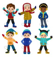 clip art winter wear winter theme clipart product from little rh pinterest com winter clothing clip art winter clothing clip art free download