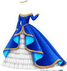 Full Circle Royal Blue Ball Gown - Google Search