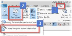 Autodesk Revit: An introduction to View Templates - http://bimscape.com/autodesk-revit-introduction-view-templates/