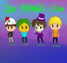 Meine Mongos <3