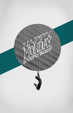 HAPPY MONDAY!  04/16/2012