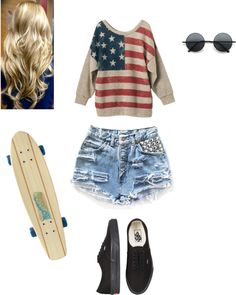 """Hipster outfit :)"" by popebrooklynn ❤ liked on Polyvore"