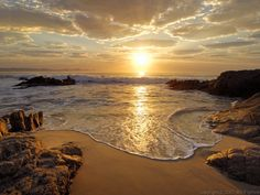 Sunrises at the beach!