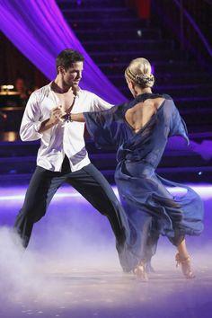 Peta Murgatroyd & Brant Daugherty  -  Dancing with the Stars  -  season 17  -  fall 2013