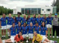Crossfire 97 ECNL win Manchester United Premier Cup, paid-for trip to Sweden (video)