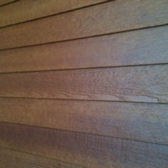Take a good close look at the rich cedar grain of the lp for Engineered wood siding colors