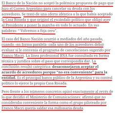 el blog de josé rubén sentís: en el escandaloso acuerdo de macri/macri por el co...