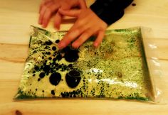 bossa oli Butcher Block Cutting Board, How To Dry Basil, Herbs, Diy, Slime, School, Infant Sensory, Kids Art Activities, Craft Projects