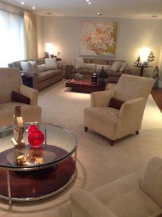 Ambientação/ Setting Dining Rooms, Relax, Interior Design, Inspiration, Home Decor, Interesting Stuff, Dining, Houses, Restaurant