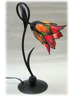 ステンドグラス FR Flower