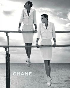 Chanel campaign