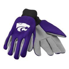 Kansas State Wildcats 2015 Ulitity Glove - Colored Palm