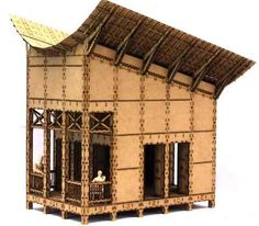 In the wake of a natural disaster, whole cities must commence rebuilding. The challenge for social entrepreneurs in countries like Haiti, who want to help in the aftermath, is to deploy a housing design that would require only minimum time and effort for its construction so great quantities could be produced and quickly distributed to the homeless. A recent graduate cum laude from Delft University of Technology Pieter Stoutjesdijk came up with an elegant solution.