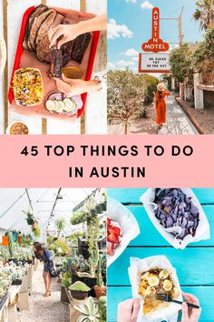 Top Things To Do In Austin - A Taste of Koko 45 Top Things To Do In Austin, TX from A Taste Of Koko. Make 2019 your year to explore Austin! 45 Top Things To Do In Austin, TX from A Taste Of Koko. Make 2019 your year to explore Austin! Things To Do In Austin Tx, Weekend In Austin, Texas Things, Texas Travel, Travel Usa, Travel Logo, Visit Austin, Visiting Austin Texas, Downtown Austin Texas
