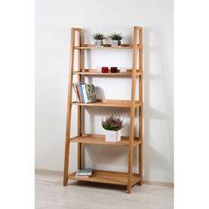 Kirjahylly Tommy Ladder Bookcase, Shelves, Home Decor, Tomy, Shelving, Decoration Home, Room Decor, Shelving Units, Home Interior Design