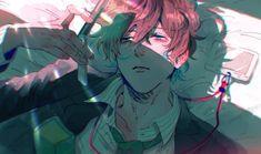 - - Please visit our website to support us! Anime Boys, Hot Anime Guys, Anime Music, Anime Art, Manga Anime, Character Art, Character Design, Rap Battle, Boy Art
