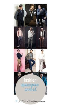 Fashion: ispirazione anni 60