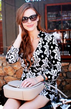 Holland Roden attends The Retreat At The Sparrows Lodge on April 11, 2015