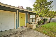 5209 Overbrook Dr, Austin TX 78723 | GoodLife Realty | Only blocks from the excitement of Mueller! A stones throw from H-E-B, shopping, dining, recreation, and the Blue Starlite Drive-In Theater. Features two spacious bedrooms, a formal dining room, and and open concept kitchen/living room with great built-ins. Include laminate flooring, stainless kitchen appliances, tiled bathroom floor with solid top vanity, and trendy light fixtures. The spacious back yard with patio! Attached garage!