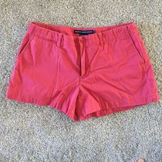 Ralph Lauren sport shorts Ralph Lauren Sport. Coral colored. 2.5 inch inseam. Ralph Lauren Shorts