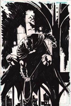 Batman by Eddy Barrows