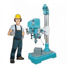 Radial Drill Machine - R25
