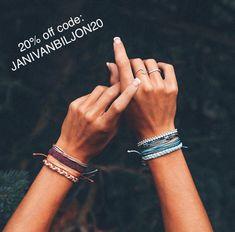 Use my discount code: JANIVANBILJON20 for 20% off!