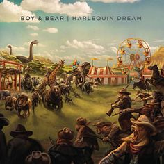 Found Harlequin Dream by Boy & Bear with Shazam, have a listen: http://www.shazam.com/discover/track/99345276
