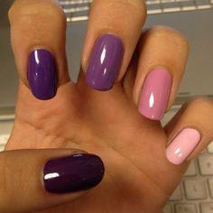 gradient purples!