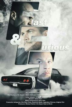 Jason Statham Paul Walker & Vin Diesel as Decker Shaw, Brian O'Connor & Dominic Toretto Movie Fast And Furious, Fate Of The Furious, Paul Walker Movies, Rip Paul Walker, Cody Walker, Dwayne The Rock, Michelle Rodriguez, Vin Diesel, Streaming Movies