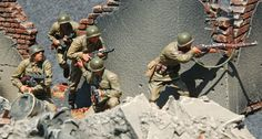Diorama: Russia - Battle for the Factory