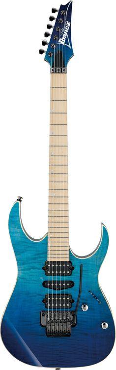 Ibanez RG6PCMLTD Premium Electric Guitar #IbanezGuitars