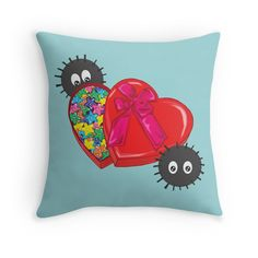 Valentines Candy for Soot Sprites