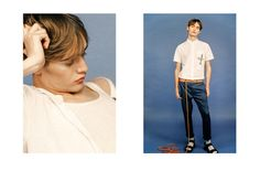 F! » Petrol by Josh Reim Spring/Summer 2014 Lookbook