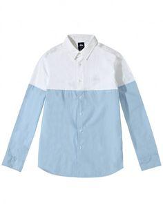 Stussy 2-Tone Shirt