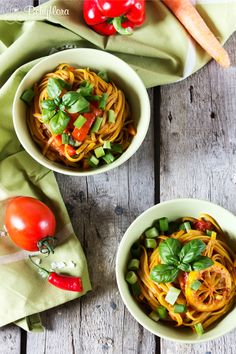 Behyflora - food lifestyle photography - der vegetarische Foodblog mit Pfiff: Vegane One Pot Pasta - Curry Style