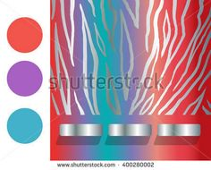 Template For Advertising, Advertising Brochures, Folders Of Marketing Communication For Used To Promote Or Sell Business'S Product Or Service. Concept, Striped Background. For Art Print, Fashion Web Stock Vector Illustration 400280002 : Shutterstock