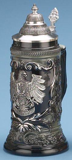 German Eagle Steins - Authentic Beer Steins from Germany - 1001BeerSteins.com