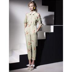 Sretsis jumpsuit - Thai designer